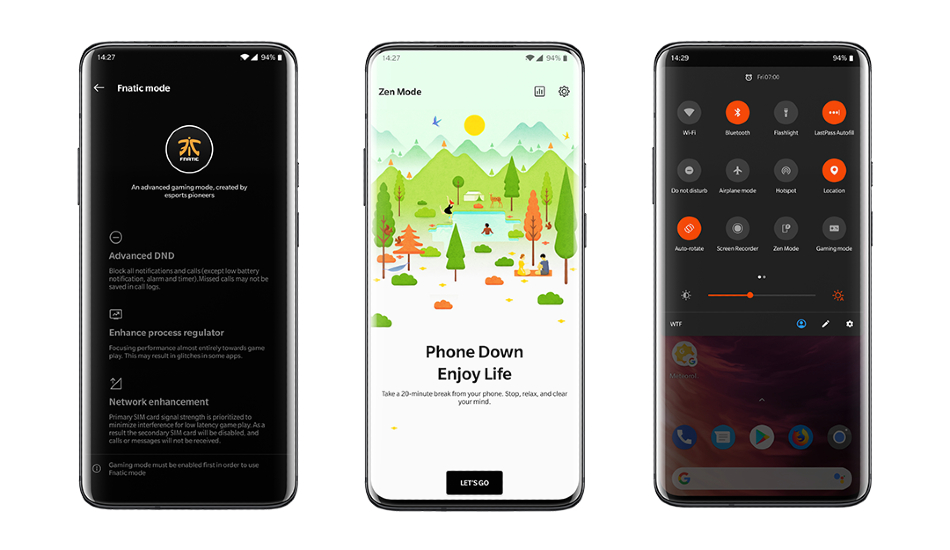 Oxygen OS features coming to OnePlus phones