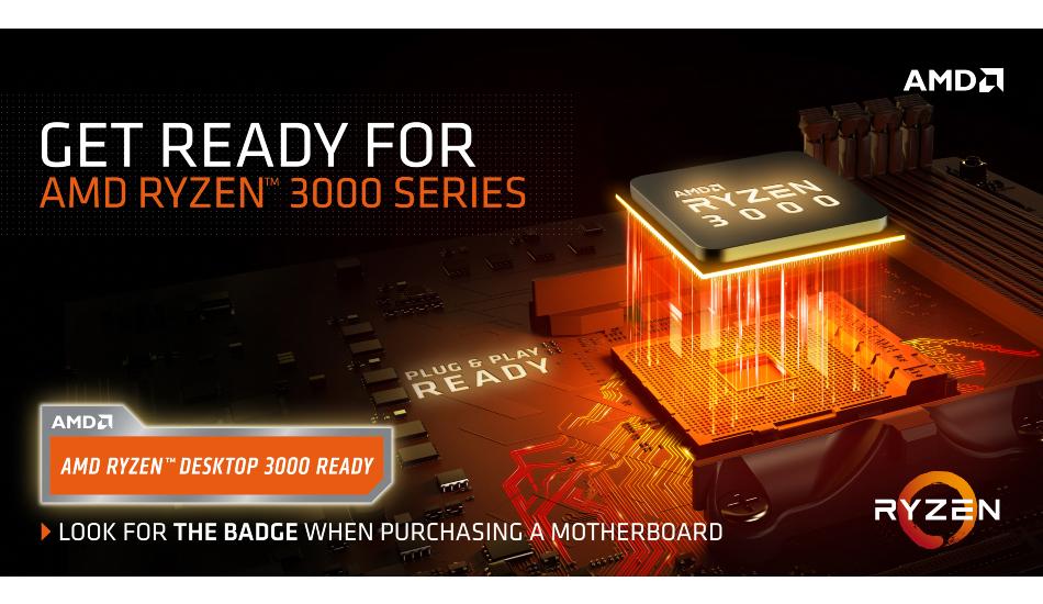 Computex 2019: AMD Ryzen 9 3900X CPU, Radeon RX 5700 GPU