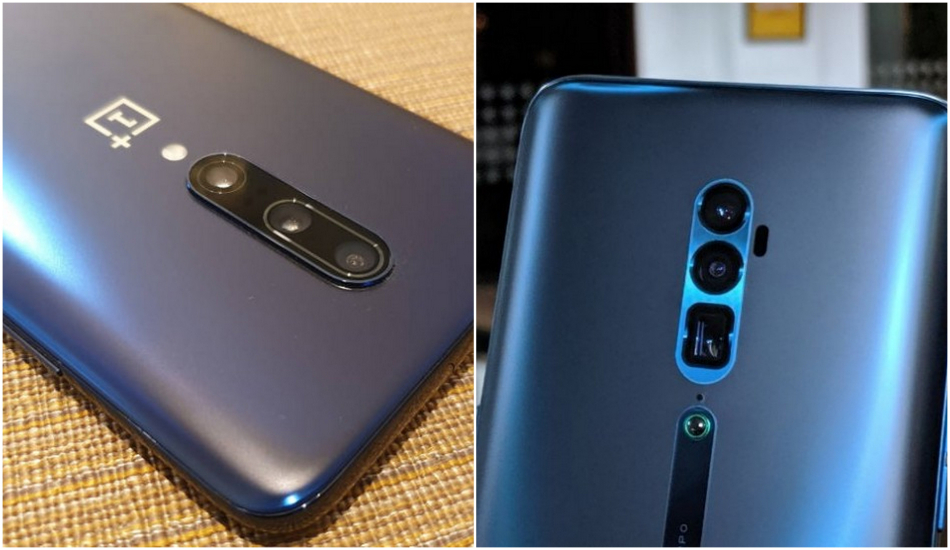 Oppo Reno 10x Zoom vs OnePlus 7 Pro