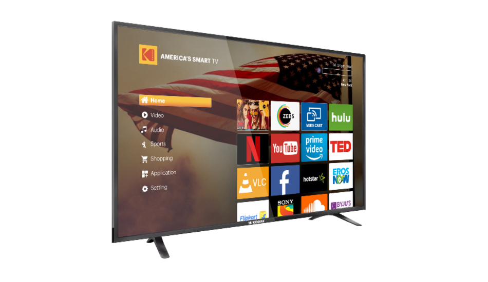 Kodak 40-inch 40FHDXPRO LED Smart TV