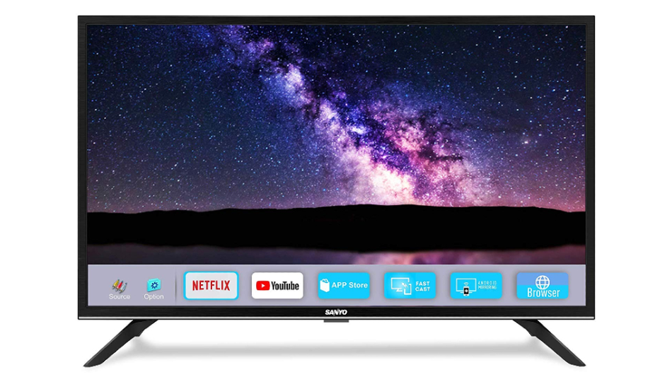Sanyo 32-inch Nebula Smart LED TV