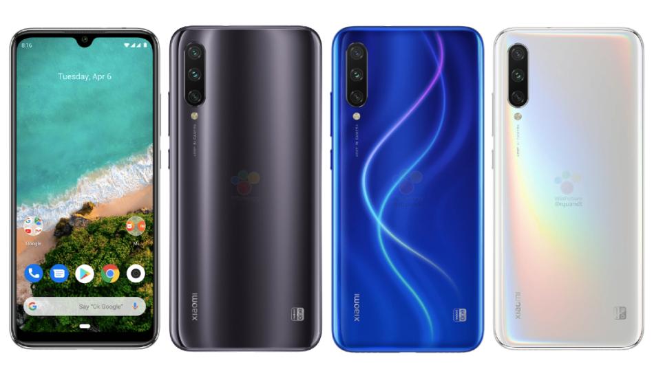 Xiaomi Mi A3 and Mi A3 lite launch,price,features