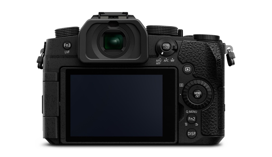 Panasonic Lumix G95 20.3MP Hybrid Mirrorless Camera