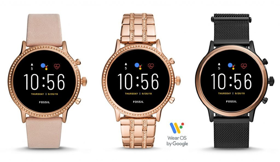 Fossil Gen 5 Julianna smartwatch