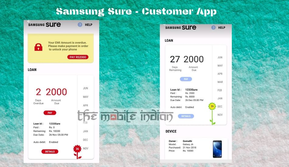 Exclusive: Samsung Sure, 0% interest EMI service, to be launched in