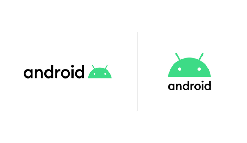 Android logo and branding refresh