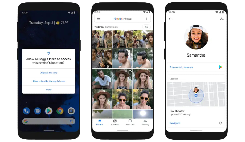 Google Android 10 top features