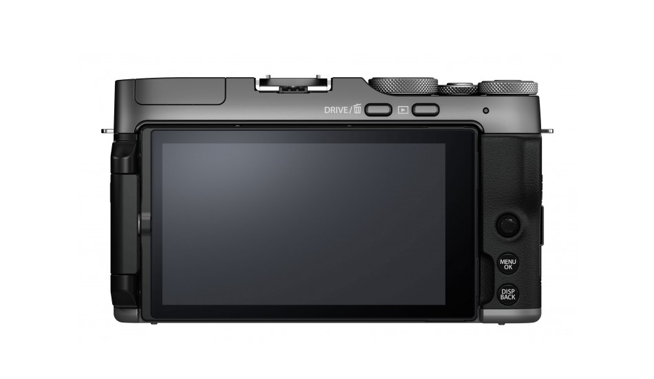 Fujifilm X-A7 24.2MP mirrorless camera