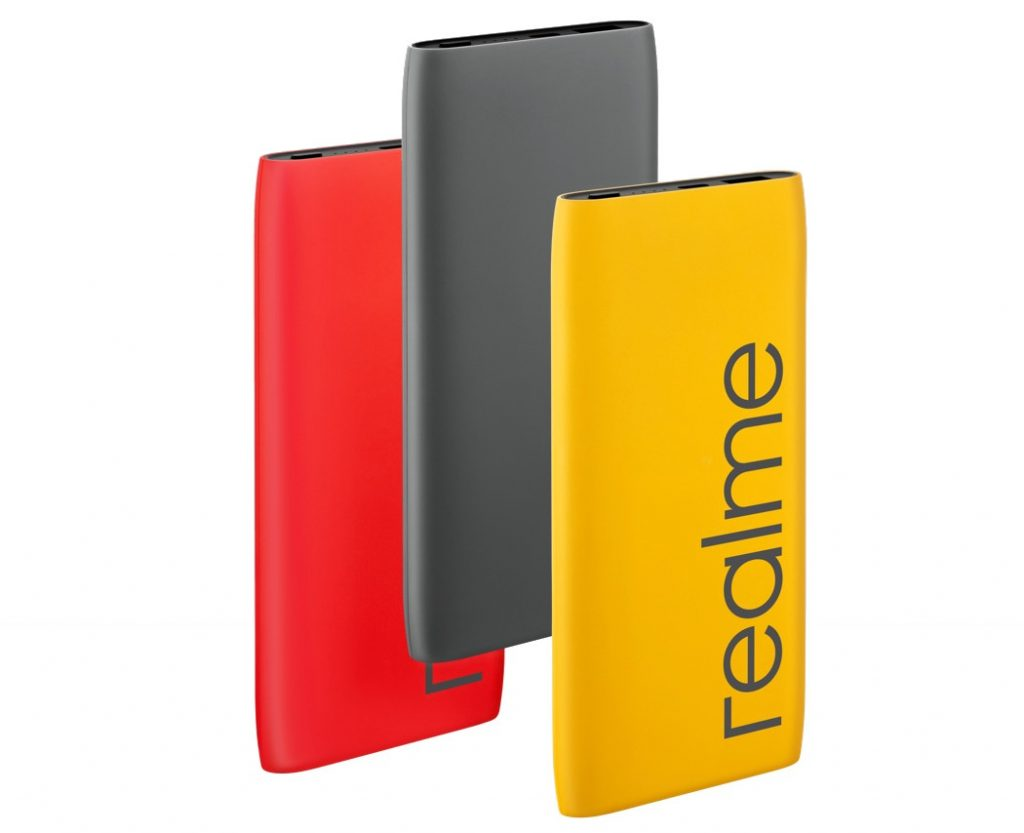 Realme 10000 mAh power bank