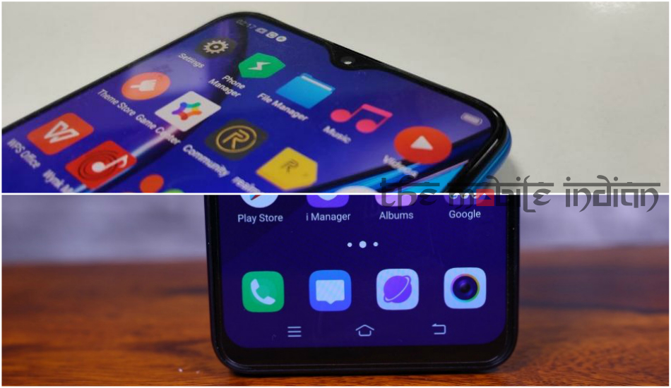 Realme XT vs Vivo Z1X: Software
