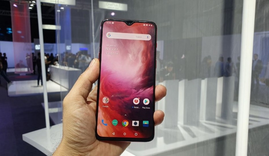 OnePlus 7T, 7T Pro will run on Android 10