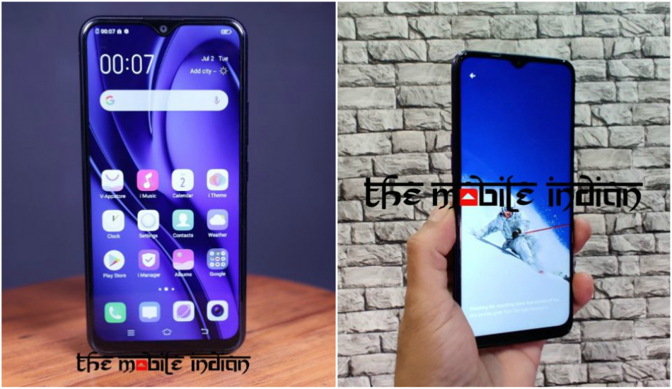 Vivo U10 vs Realme 5: Display