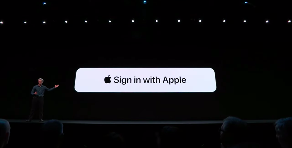 this was announced last year by Apple