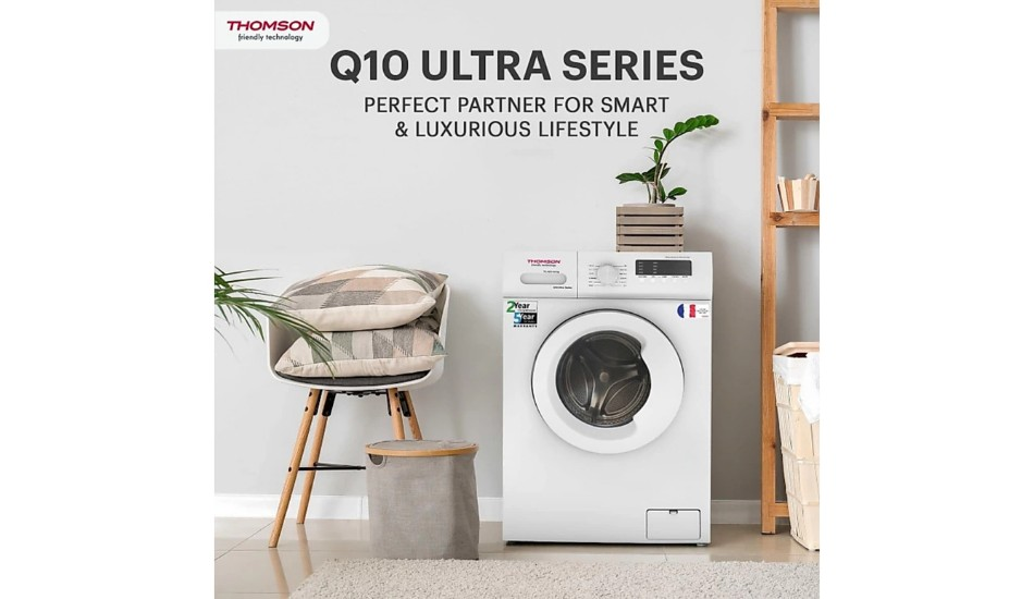 Q10 Ultra washing machine
