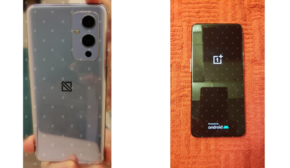 OnePlus 9 5G hands-on photos and hardware details leak