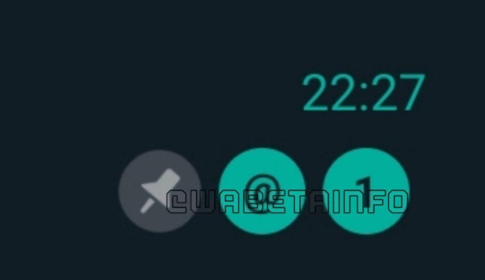 WhatsApp WABetaInfo novidade
