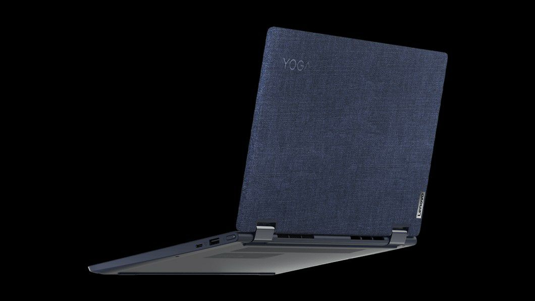 Lenovo Yoga 6 back