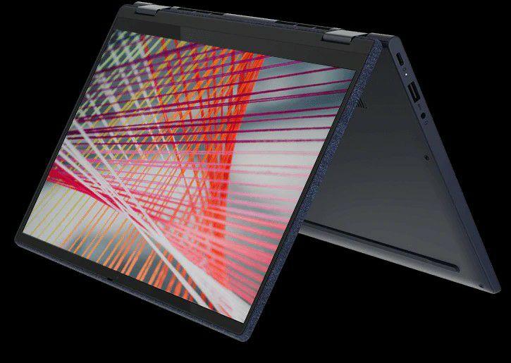Lenovo Yoga 6 folded