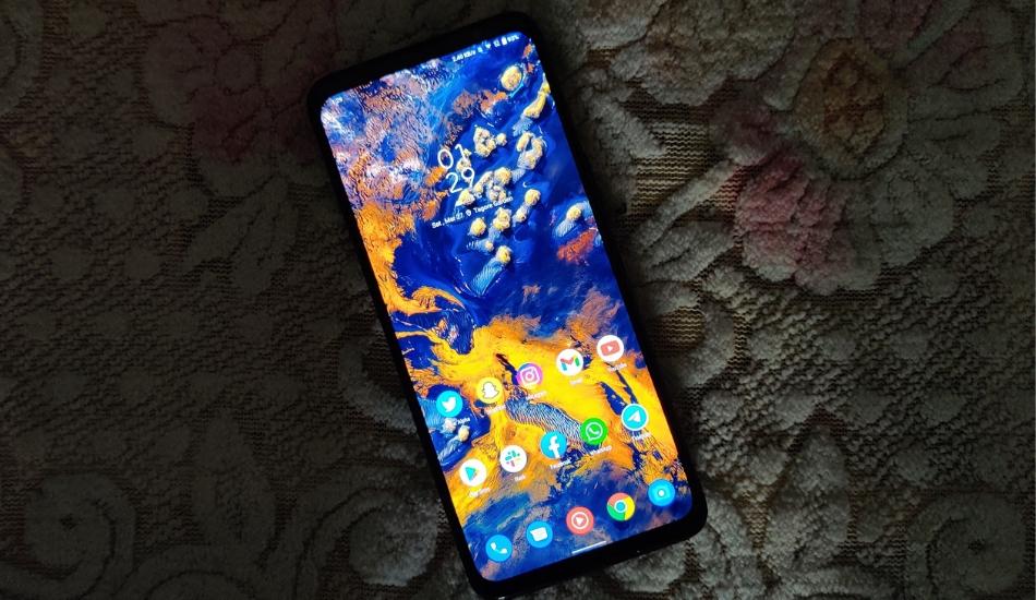 ROG Phone 5 display