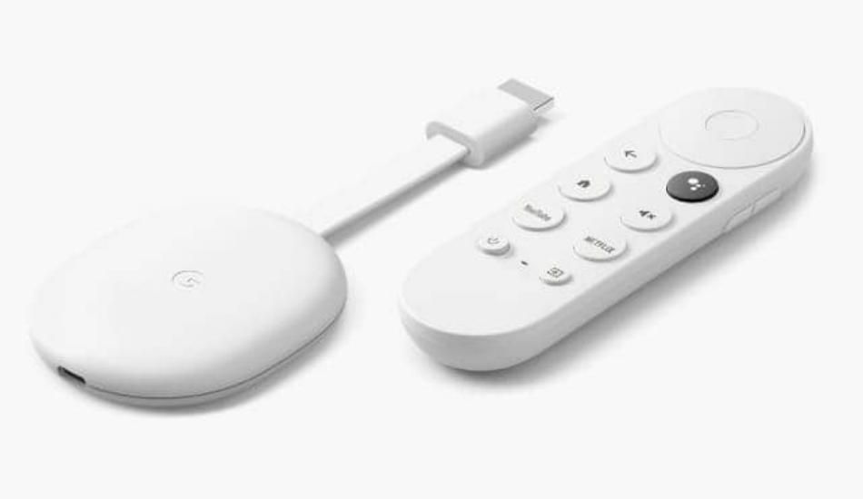 Chromecast with Google TV launched