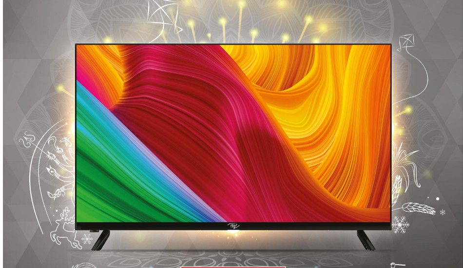 Itel launches a new range of TVs in India, starting at Rs 8,999