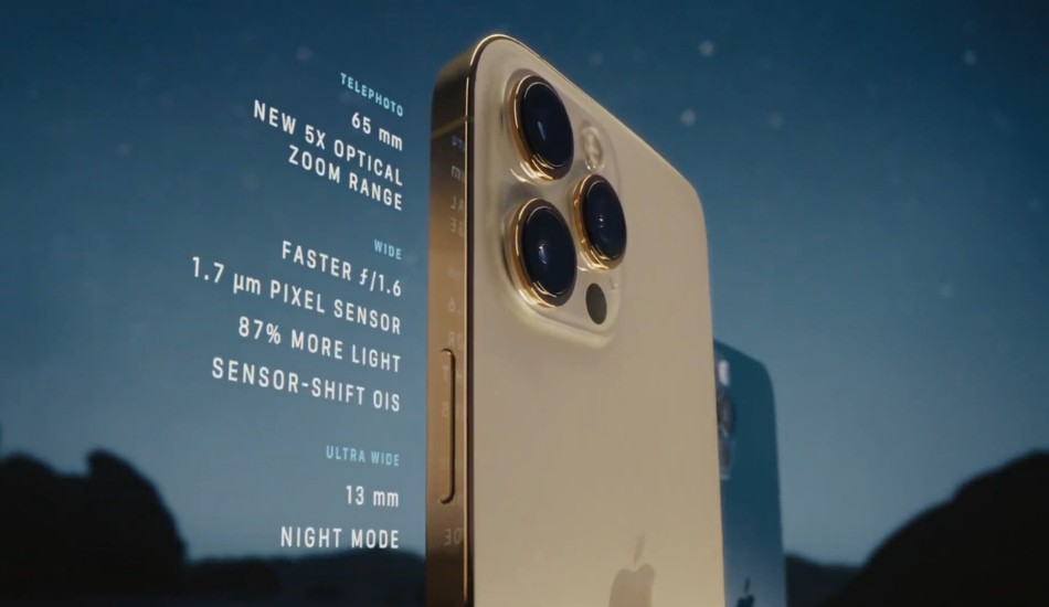 iPhone 13 Models to feature a wide-angle camera with wider aperture: Report