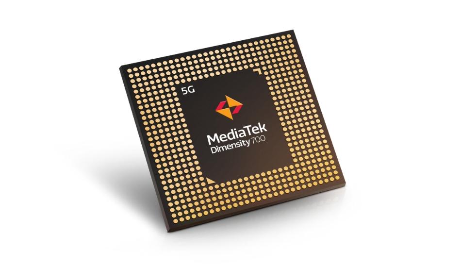 MediaTek announces Dimensity 700 5G capable chip for mass markets