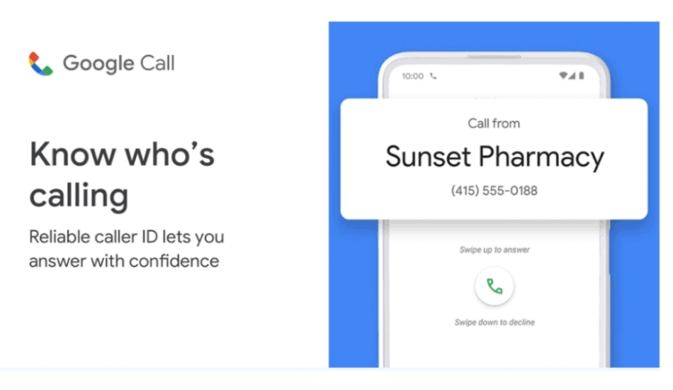 Google is working on a rebranded version of 'Phone by Google' app, to be called Google Call