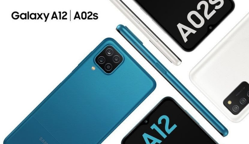 Samsung launches Galaxy A02s, Galaxy A12 in Europe