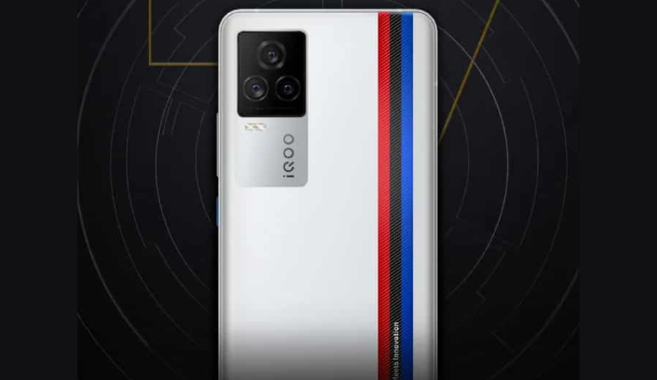 iQoo 7 official design confirmed, arriving soon in China