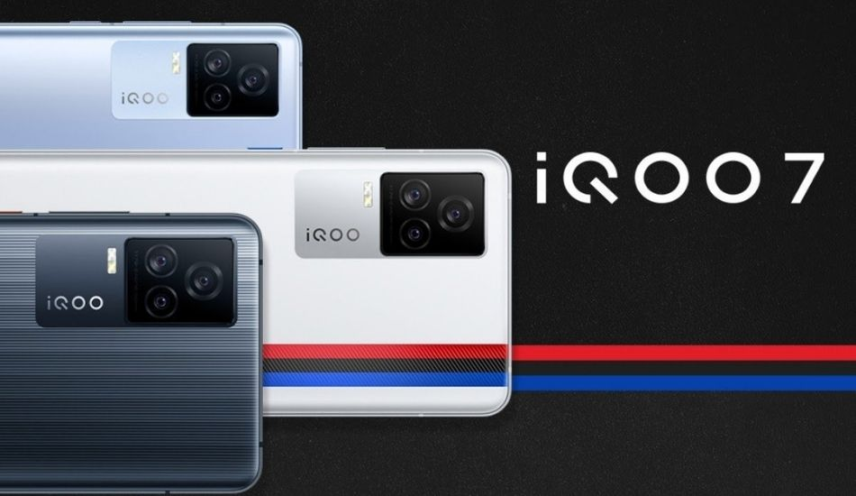 iQOO 7 launched with Snapdragon 888, 120W fast charging