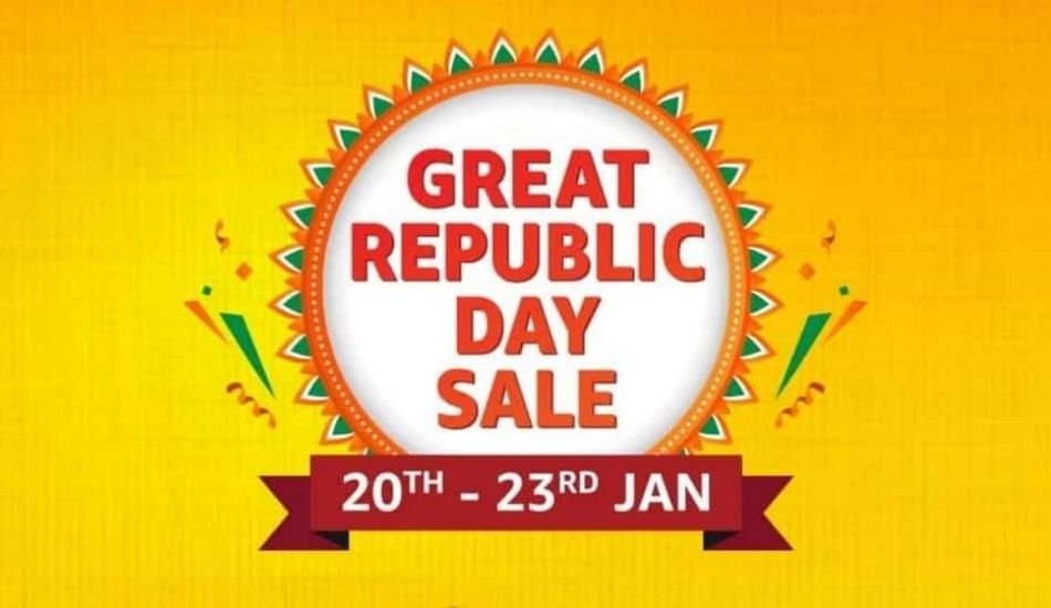 Amazon Great Republic Day Sale: Offers on Smartphones, TVs and more