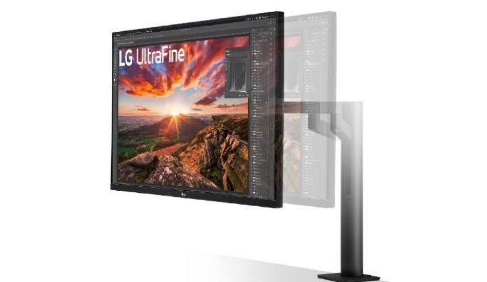 LG launches LG 32UN880-B UltraFine Display Ergo 4K monitor