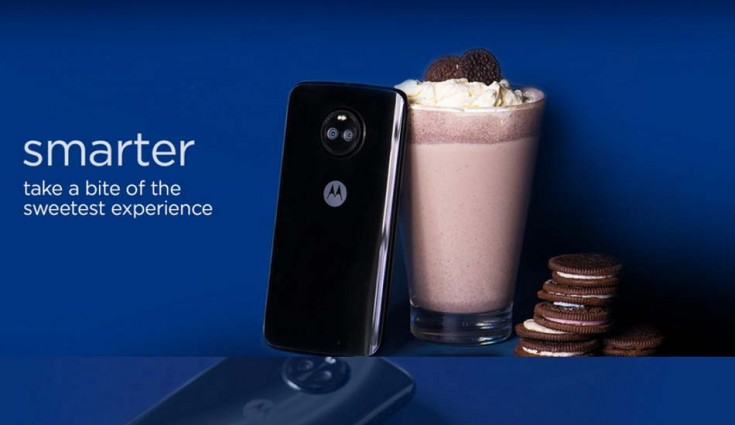 Motorola starts rolling out Android Oreo update for Moto X4, Moto Z2 Play, Moto G4 Plus and more