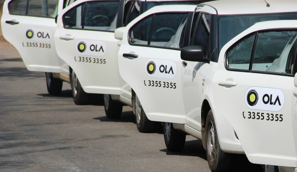 IRCTC ties up with  Ola