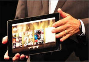 Dell to focus on markets other than US for tablets