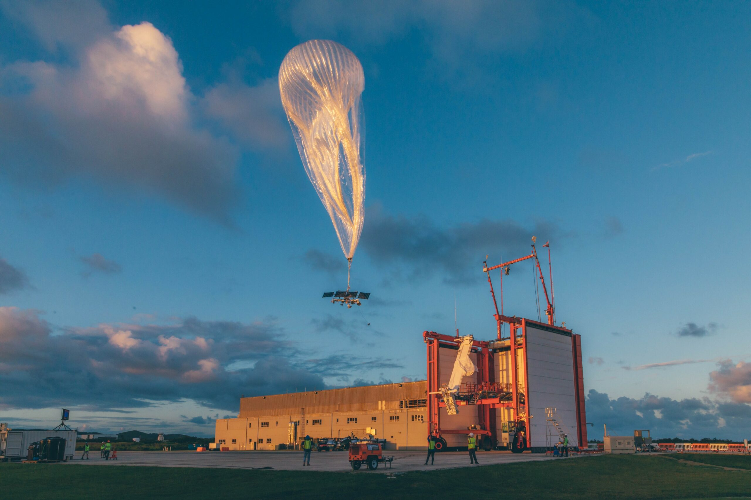 Alphabet's Project Loon to shut down as the company fails to create a sustainable business