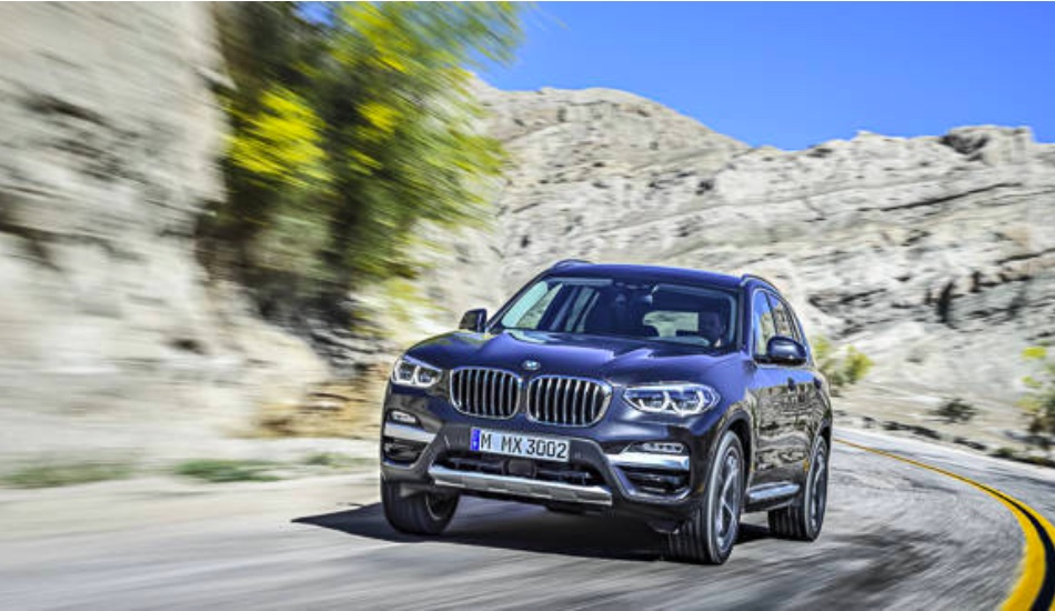2018 BMW X3 SUV launched in India at a starting price tag of Rs 49.99 lakh