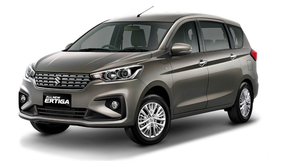2018 Maruti Suzuki Ertiga unveiled