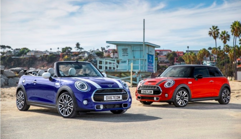 2018 Mini Cooper launched in India starting at Rs 29.70 lakh