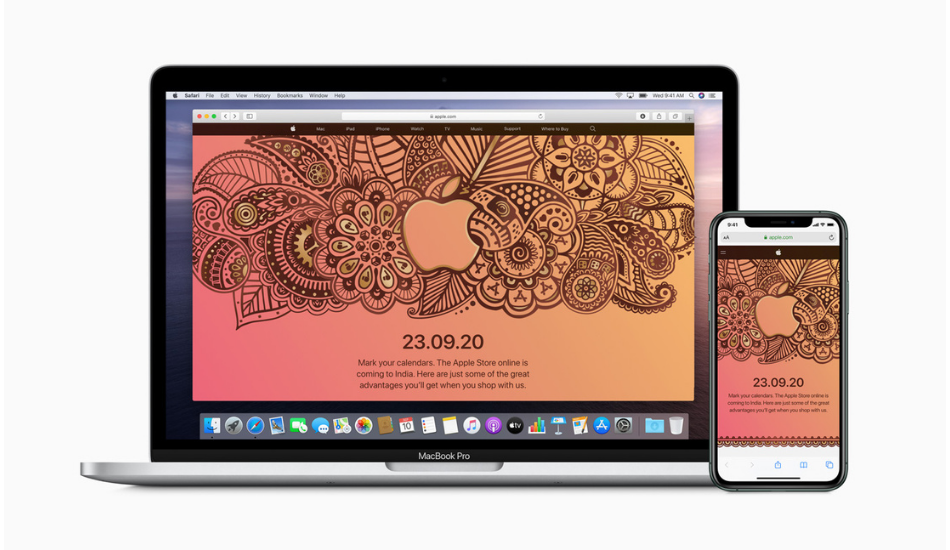 Apple Online Store to launch in India on September 23!