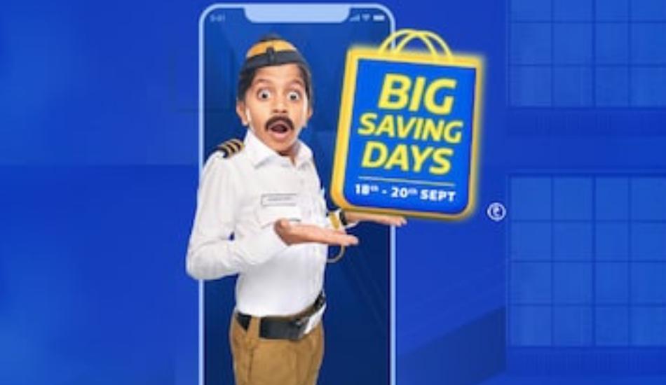 Flipkart Big Savings Day Sale 2020: Top Laptop and Earphone Offers