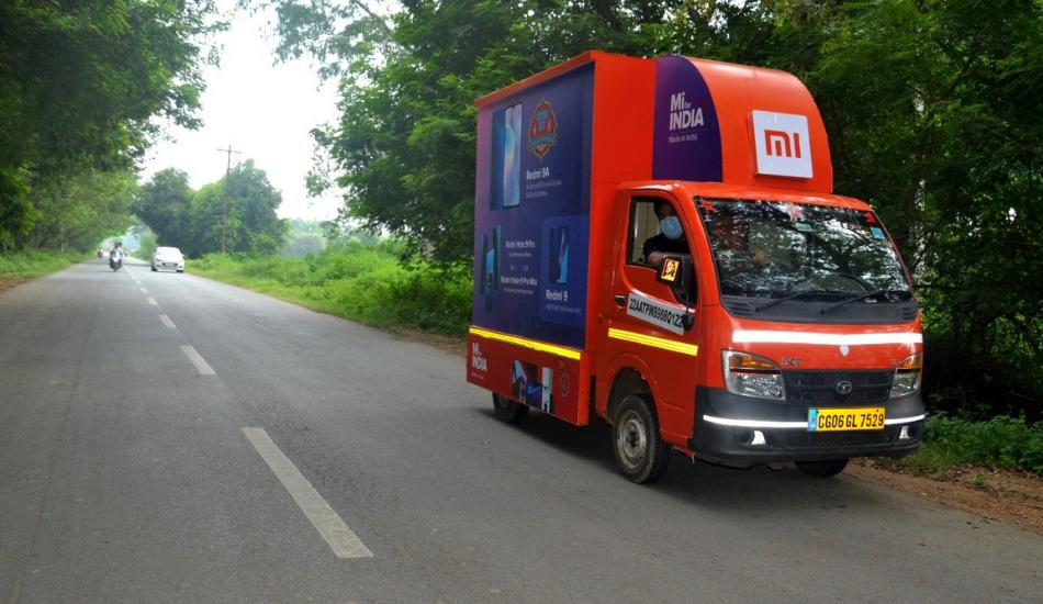 Xiaomi launches Mi Store On Wheels
