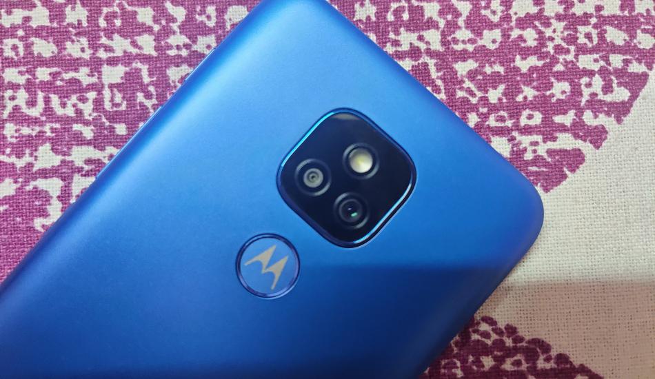 Moto E7 Plus First Impressions!