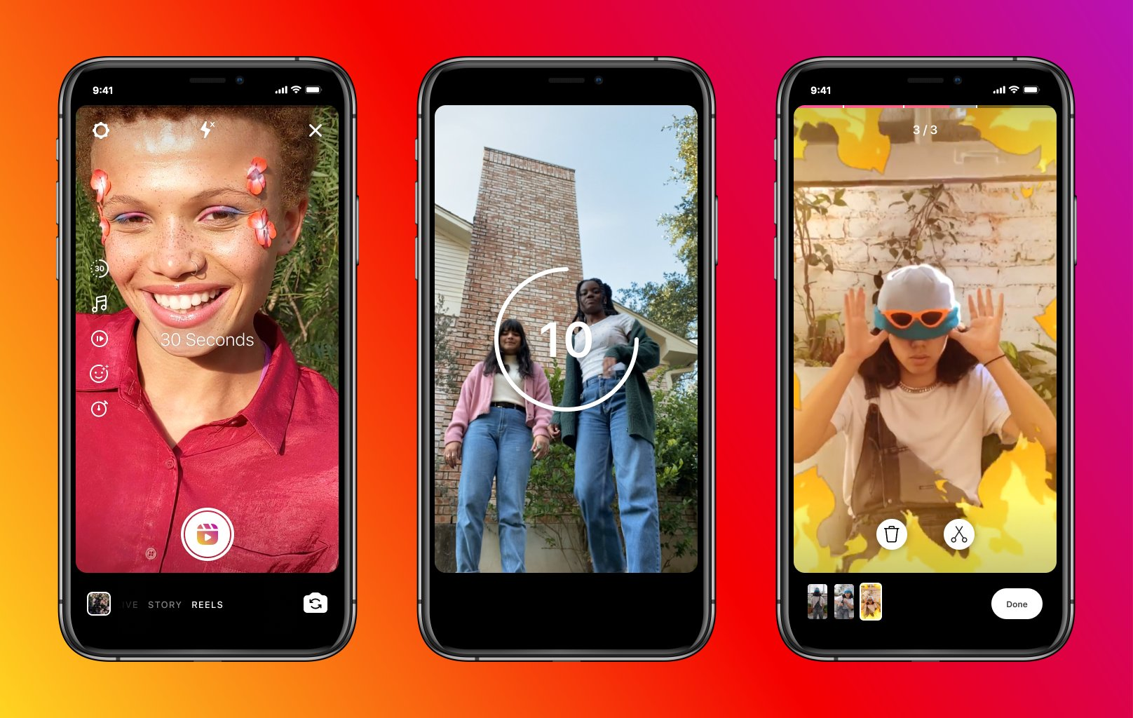 Instagram Reels adds new editing tools  and longer videos