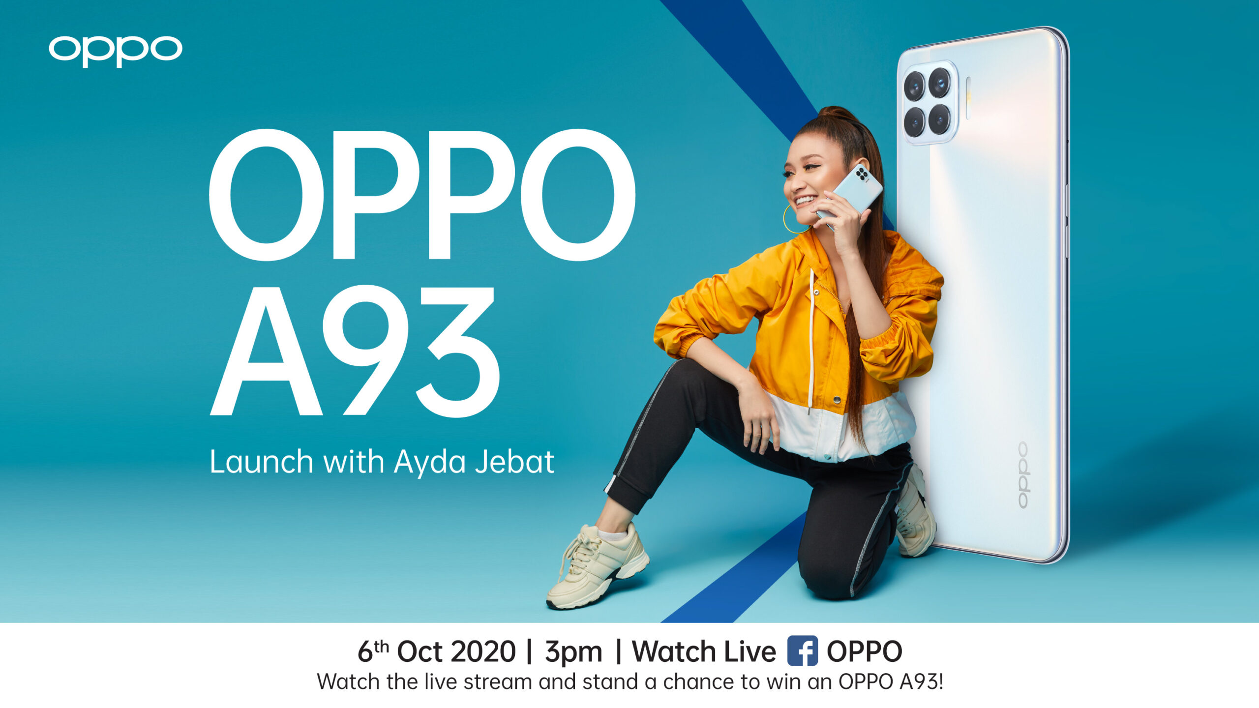 Oppo A93 a rebranded version of Oppo F17 Pro? Launching on Oct 6