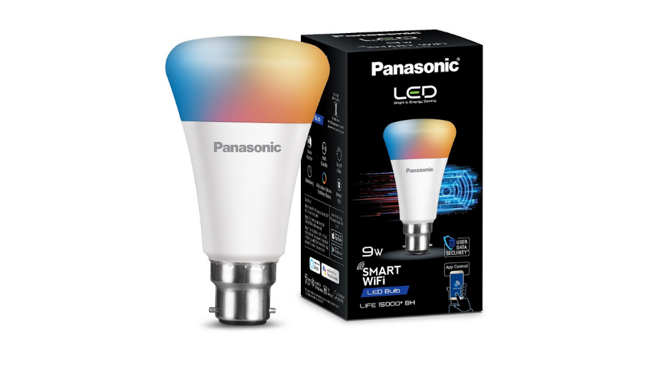 Panasonic launches  Smart LED Bulb