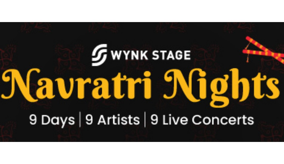 Airtel Wynk Music announces Online Navratri Night Concerts with Top Indian Musical Artists