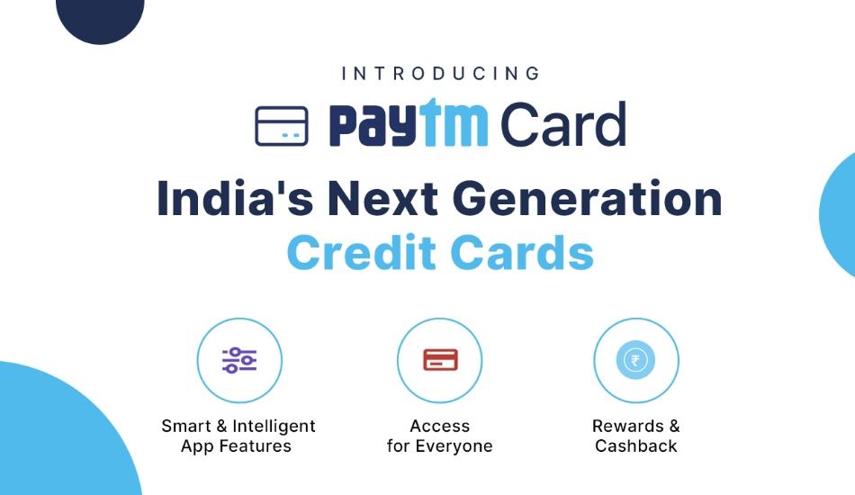 Paytm announces Credit Card