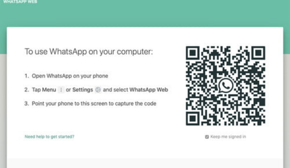 WhatsApp Web To get Voice And Video Calls feature